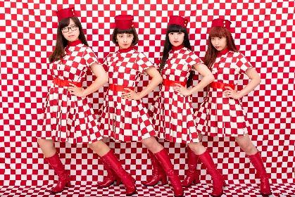 THE TOMBOYS 大阪心斎橋BIGCATにて無料ワンマンライブを開催