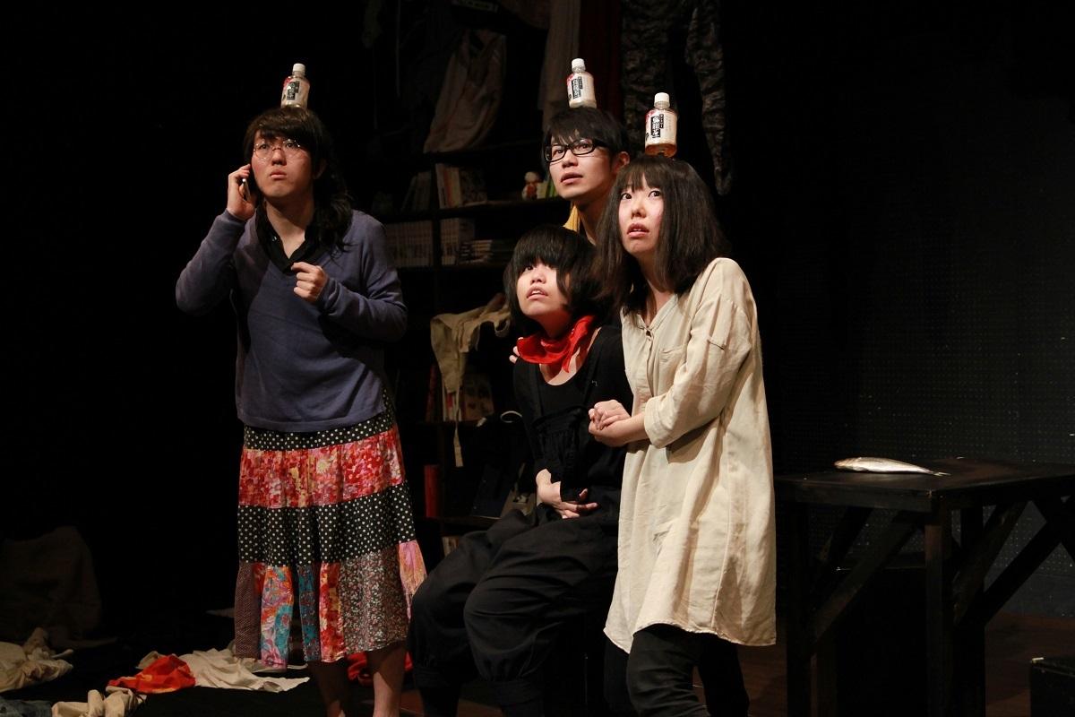 『緑茶すずしい太郎の冒険』2016年  撮影:村田麻由美