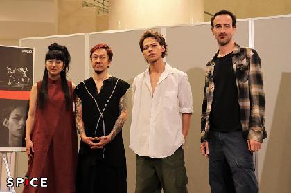 上田竜也「本能のままに感じてほしい」~舞台『ポリティカル・マザー ザ・コレオグラファーズ・カット』開幕