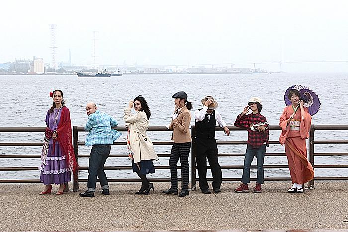avecビーズ『さよならの霧が流れる港町』イメージ写真