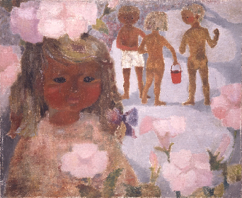 『生誕100年 いわさきちひろ、絵描きです。』展の見どころを紹介 作品の細部に迫り、童画家としてのイメージ刷新を試みる