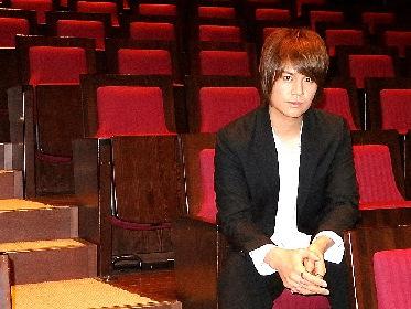 浦井健治が韓国の奇才ヤン ジョンウン演出舞台『ペール・ギュント』に登場、兵庫で意気込みを語った