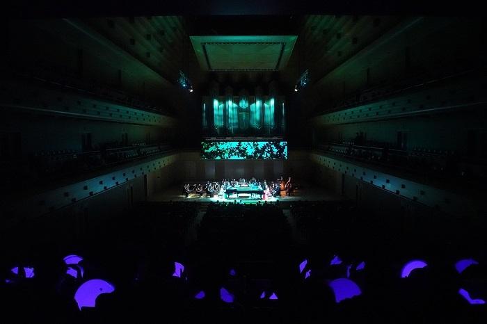 Vol.3耳で聴かない音楽会2019 (C)山口敦