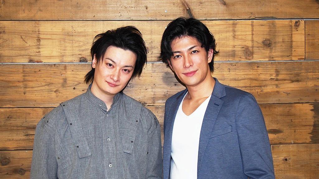 (左から)中村龍介、君沢ユウキ (C)ダンスチャンネル