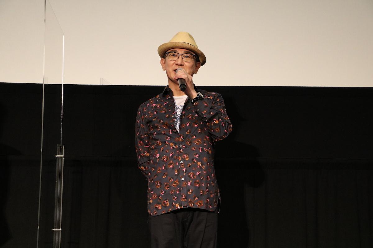 『閃光のハサウェイ』トークイベント 成田剣