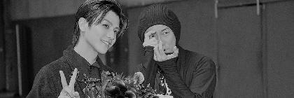 EXILE/三代目JSB岩田剛典、永瀬正敏の撮影による4th写真集の発売を発表
