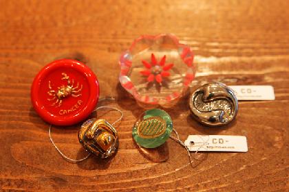 """東京アンティーク散歩vol.6 馬喰横山町にある""""ボタンの天使が住むところ"""" アンティークボタン専門店『CO-(コー)』"""