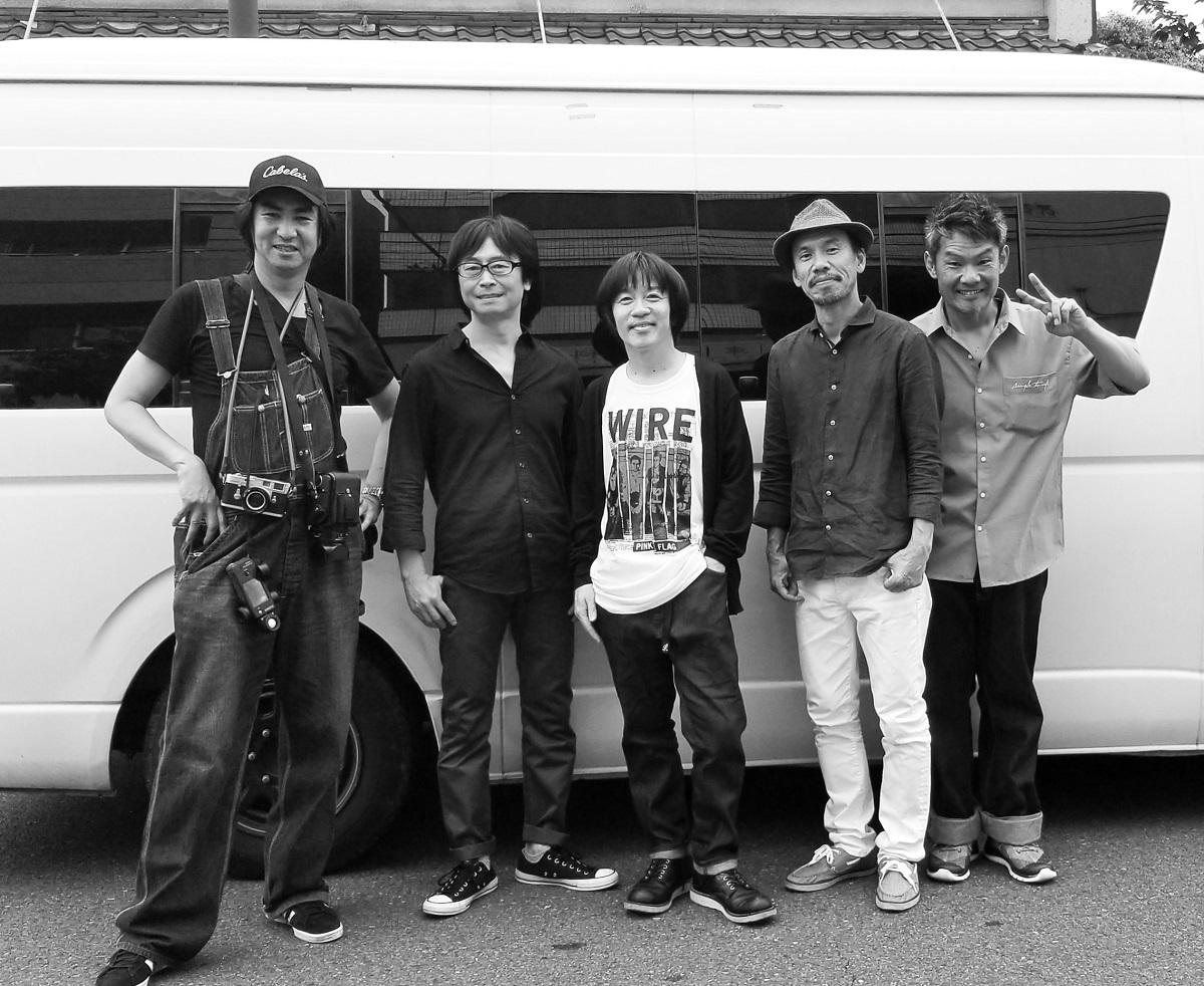 田島貴男(ORIGINAL LOVE)、フラワーカンパニーズ