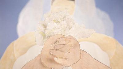 《花と嫁》2012年