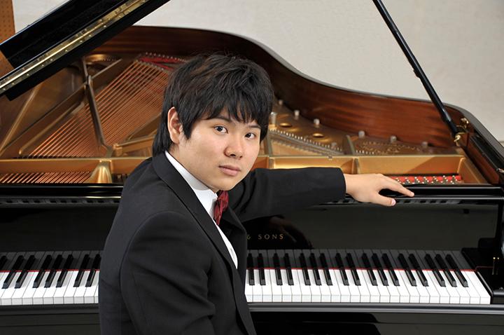 佐藤彦大 写真提供:ミリオンコンサート協会