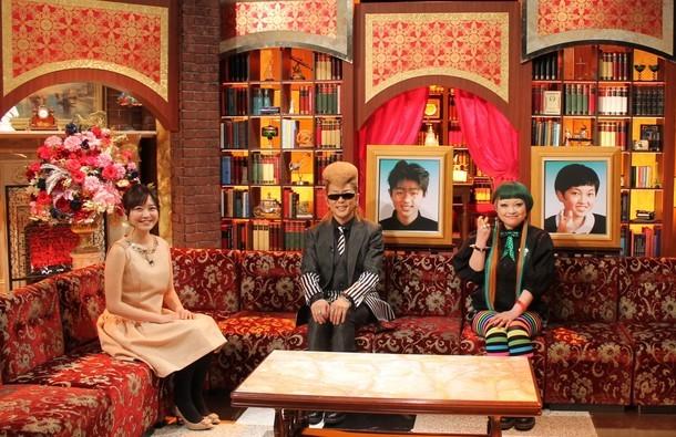 テレビ朝日系「あいつ今何してる?」のスタジオの様子。(c) テレビ朝日