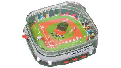 埼玉西武、8月26日オリックス戦で小学生以下全員に野球盤プレゼント