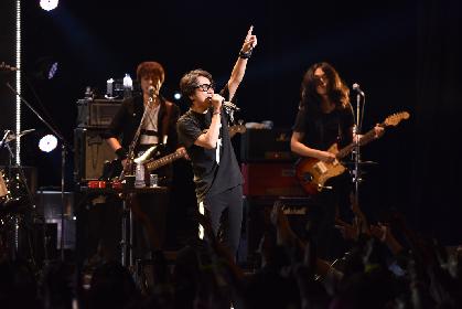 藤井フミヤ オールタイムベストな構成の35周年記念ツアー開幕、初日公演オフィシャルレポート