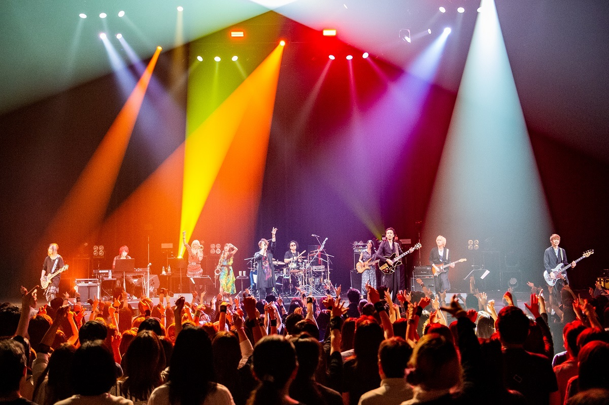 TAKURO (GLAY) Journey without a map BAND