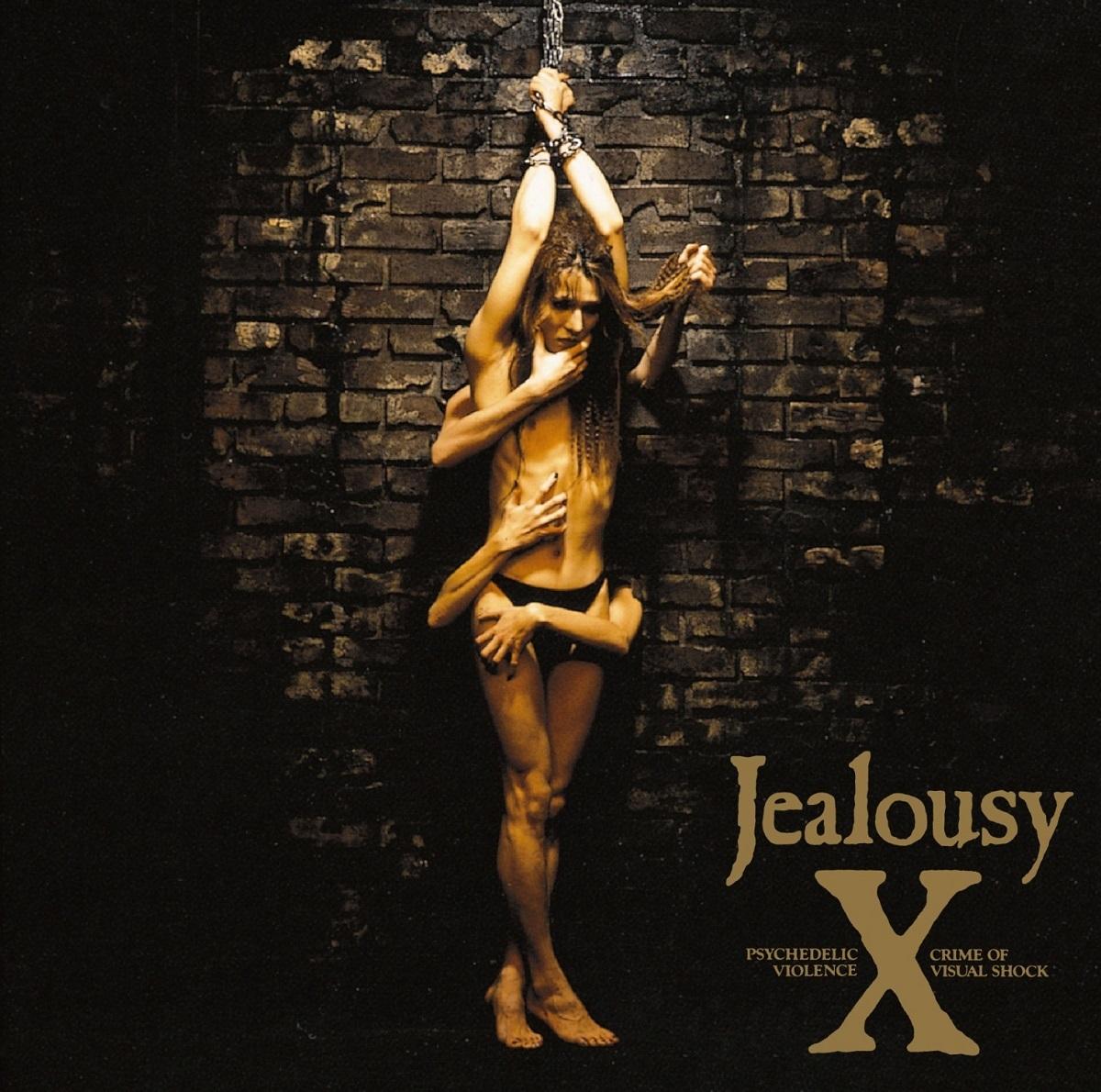 X『Jealousy』通常盤