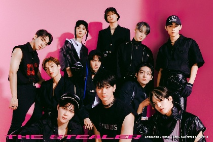 THE BOYZ、東京&大阪で『THE BOYZ POP UP STORE』開催