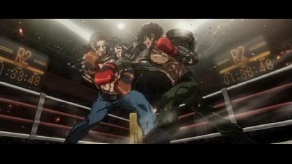 『メガロボクス』Blu-rayBOX新CMに矢吹丈役・あおい輝彦が参戦!