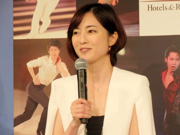 八木沼純子にとってプリンスアイスワールドは「フィギュアスケートってこんなに素敵なスポーツなんだな」と思わせてくれる場所