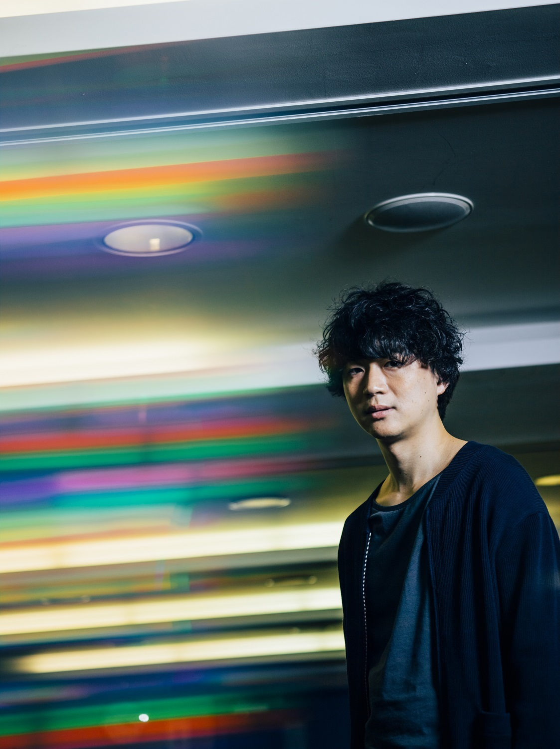 androp・佐藤拓也 撮影=西槇太一