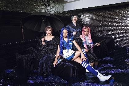 女王蜂 ニューアルバム『BL』発売前日にYouTube Live配信&「BL」MVをプレミア公開
