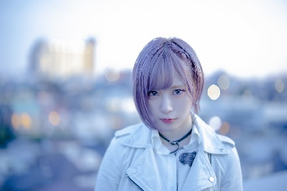 ReoNa 自身初のフルアルバム「unknown」のジャケット写真&ニュービジュアルを公開
