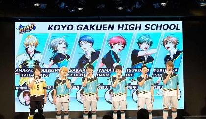 アニメ×アプリ×フットサル試合イベントメディアミックスプロジェクト『フットサルボーイズ!!!!!』AGF2019で最新情報解禁