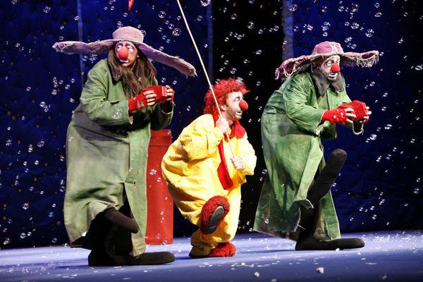 『SLAVA'S SNOWSHOW スラバのスノーショー』