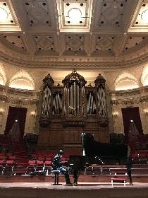 辻井伸行、日本人では2人目となるコンセルトヘボウ「ピアノ・リサイタルシリーズ」に出演