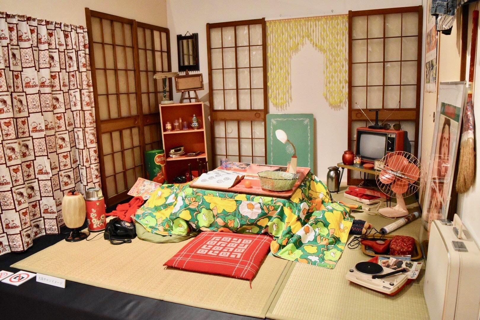 大泉サロンのイメージ展示
