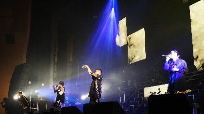 """湘南乃風、約3年ぶりのツアーがスタート ファンはタオルの代わりに""""音の出るグッズ""""で盛り上げる"""