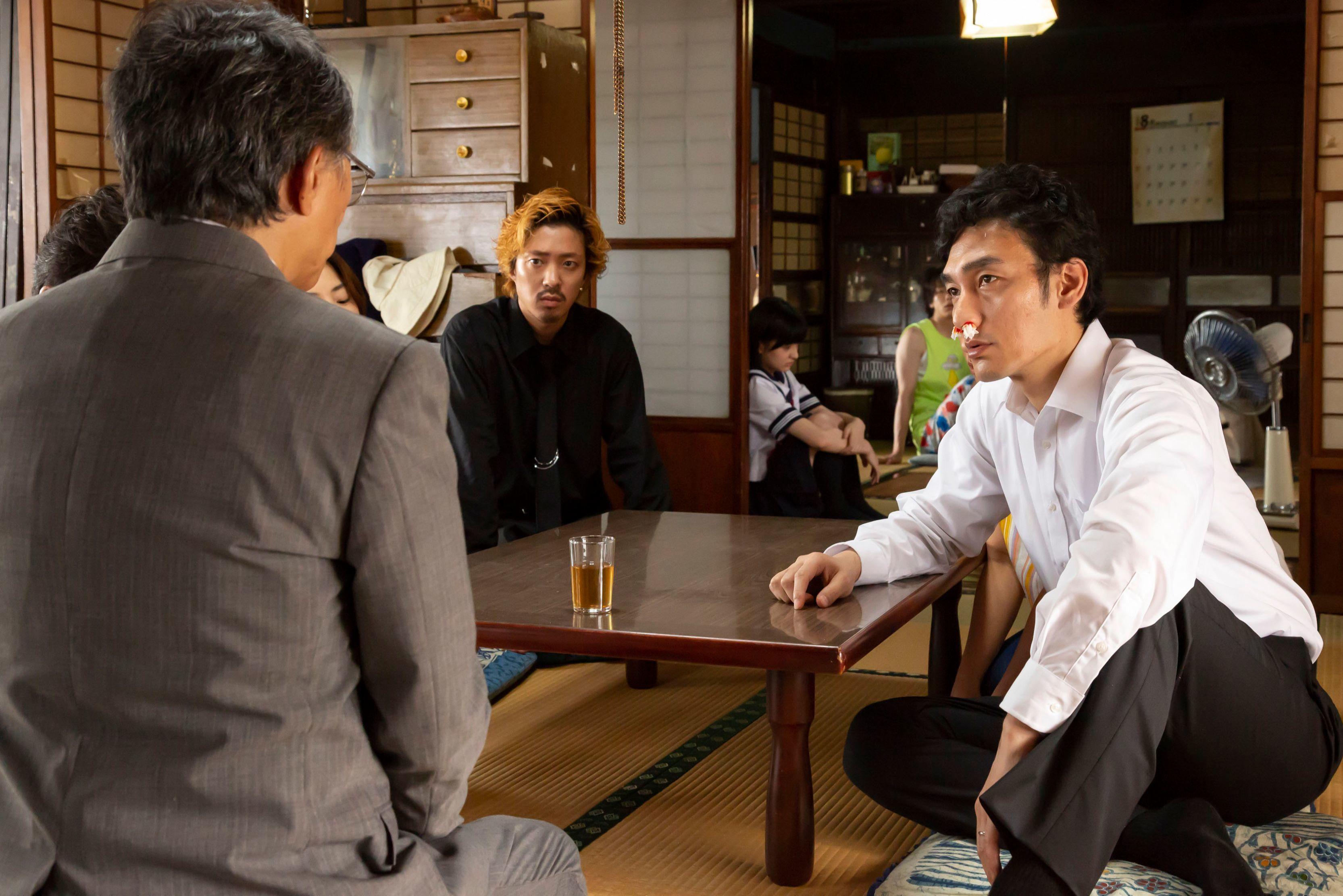 (C)2019「台風家族」フィルムパートナーズ