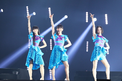 Perfume、アジアのスーパーバンドMayday(五月天)主催の音楽フェスに出演 久々の台湾ライブにファン歓喜