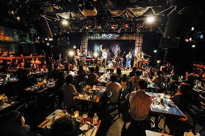 """go!go!vanillasが選んだ""""特別なライブ""""、ジャズマナーに倣ったBlue Note Tokyo公演をレポート"""