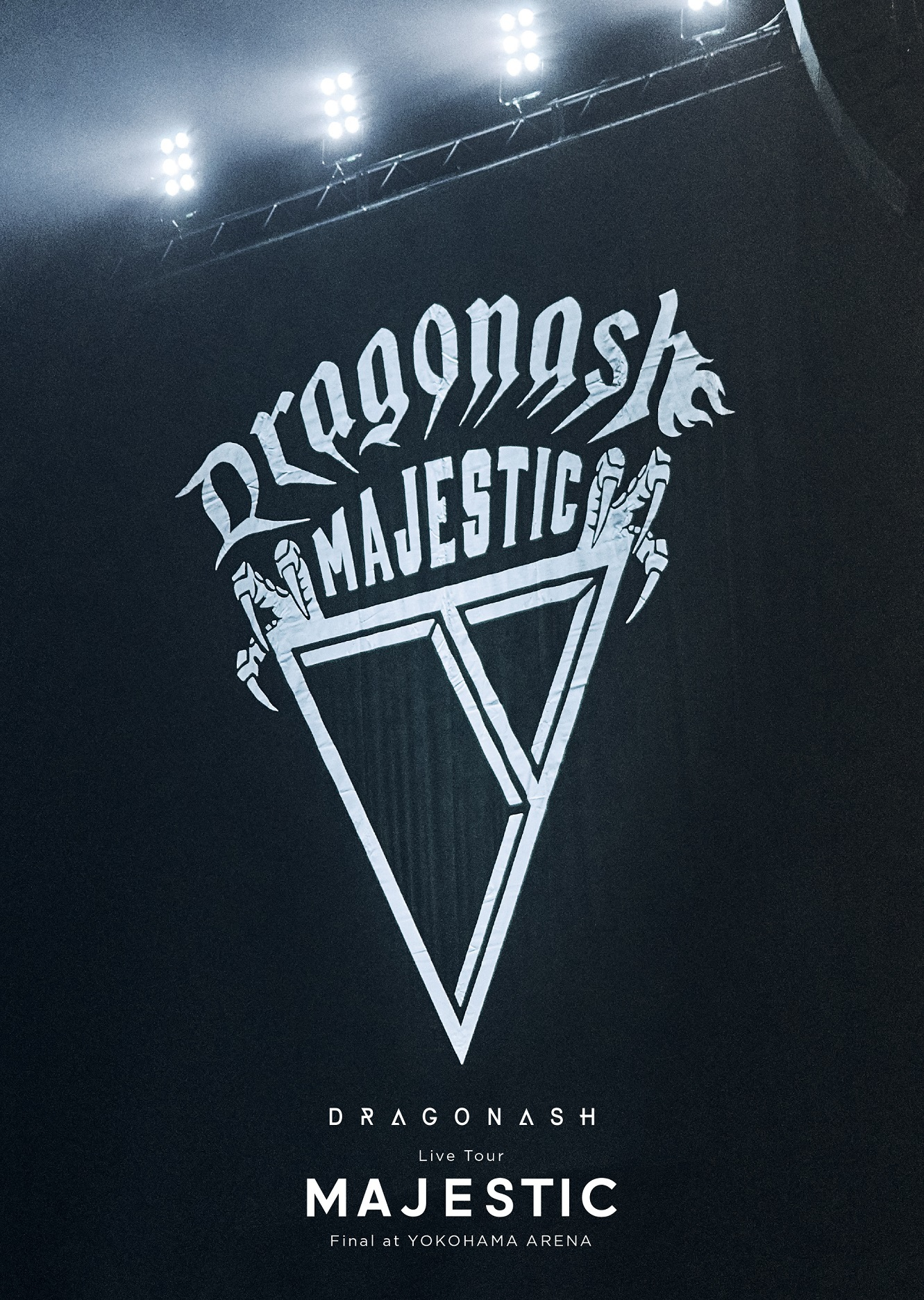 Dragon Ash『Live Tour MAJESTIC Final at YOKOHAMA ARENA』【完全生産限定20th Anniversary記念パッケージ】