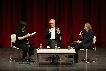 ジョン・ノイマイヤーがプレトークを開催〜ハンブルク・バレエ団7年ぶりの日本公演開幕