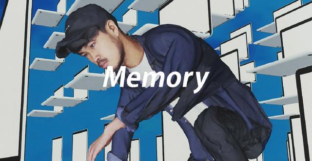 DATS「Memory」ミュージックビデオのワンシーン。