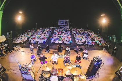 サイダーガール、kobore、the shes goneが出演の『GREENSPARK2020』をFM802 DJ 高樹リサがレポート