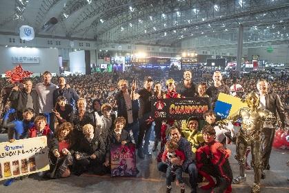 『東京コミコン 2020』オンラインでの開催が決定 2日目からは幕張メッセ会場からの中継も