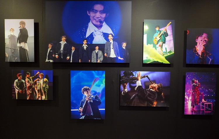 武道館ライブのステージの様子