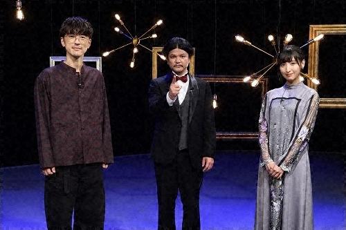 [#1・2・7]櫻井孝宏、佐倉綾音 (C)BSテレ東/テレビ東京