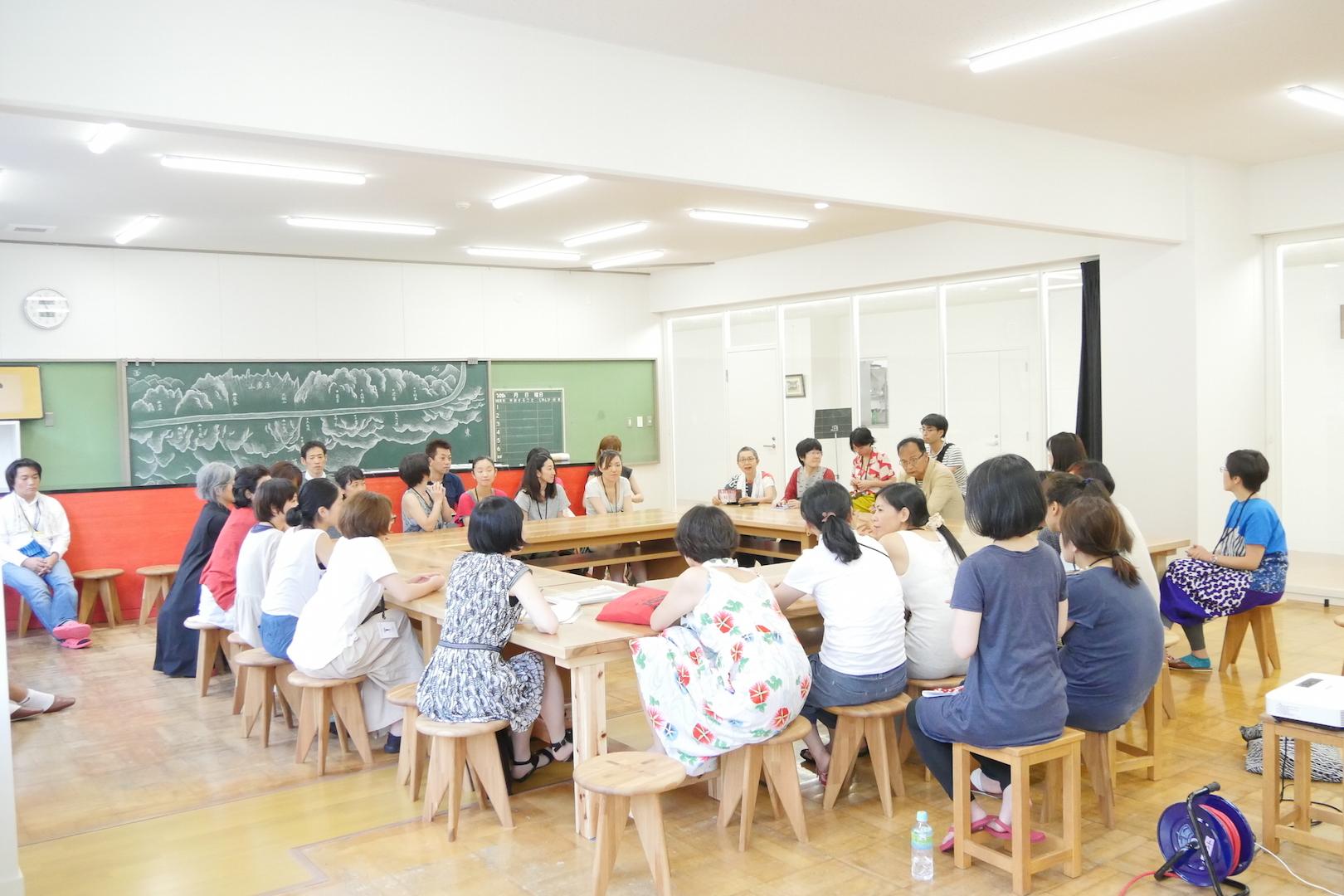 第2回アジア女性舞台芸術会議の様子