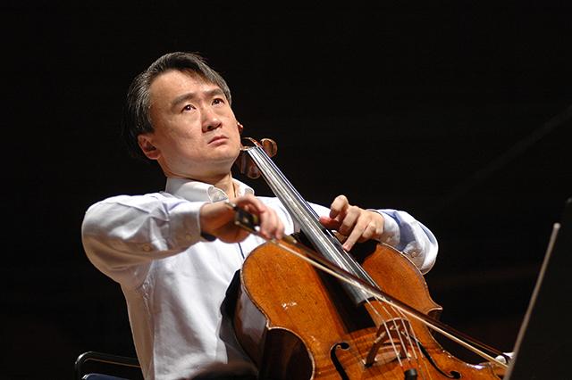 ジャン・ワン(チェロ)