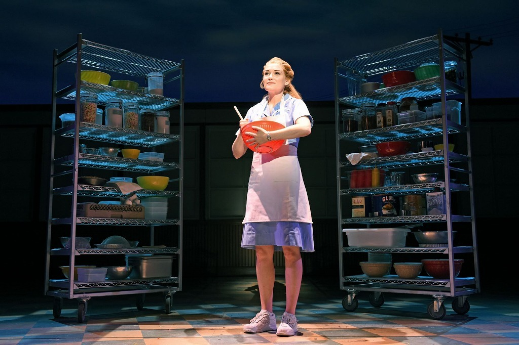 WAITRESS US Touring productions photo by Tim Trumble