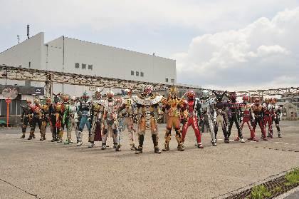 ISSA「お前たちの平成って醜くないか?」 歴代平成ライダーが最強フォームで集結する『劇場版 仮面ライダージオウ』新映像を公開