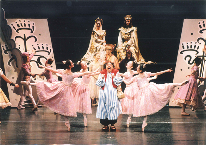 スターダンサーズバレエ団「ドラゴンクエスト」 1999年公演 Takeshi Shioya(A.I Co.,Ltd.)