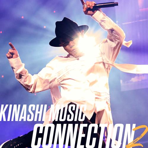 『木梨ミュージック-コネクション2』ジャケット写真
