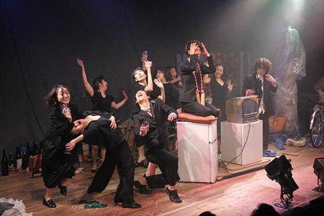 『さくらんぼ』(2015年3月)より 撮影:福井理文