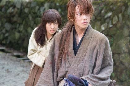 佐藤健主演『るろうに剣心』が『金曜ロードSHOW!』で放送へ チャンネルNECOでシリーズ過去3作の一挙放送も