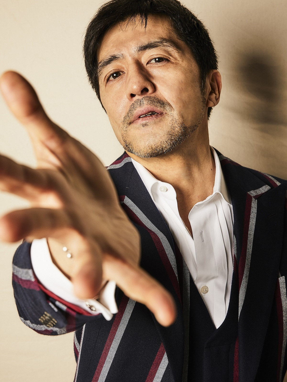東京スカパラダイスオーケストラ/谷中敦 撮影=横井明彦