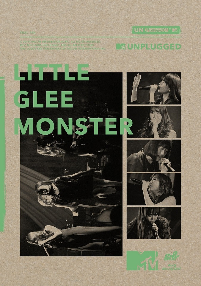 『Little Glee Monster MTV Unplugged』Blu-ray